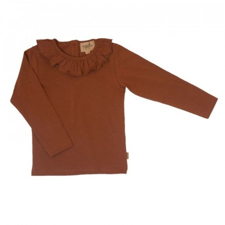 MeMini Heidi Topp Copper Brown
