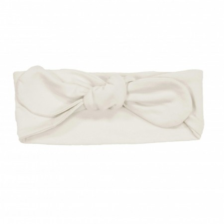 MeMini Minnie Headband Egret White